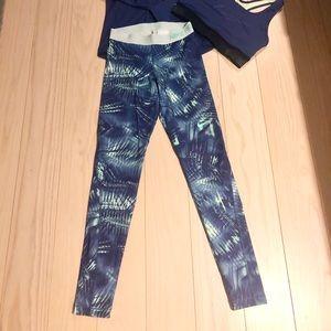 Nike running pants hyperwarm dryfit Small